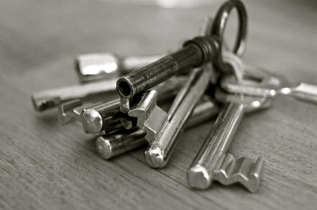 Pas godt på dine nøgle, ønsker låsesmeden på Østerbro.