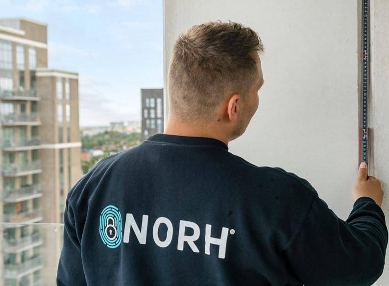 Norh låsesmed Vesterbro går mere fra mekanisk sikring til mere intelligent sikring.