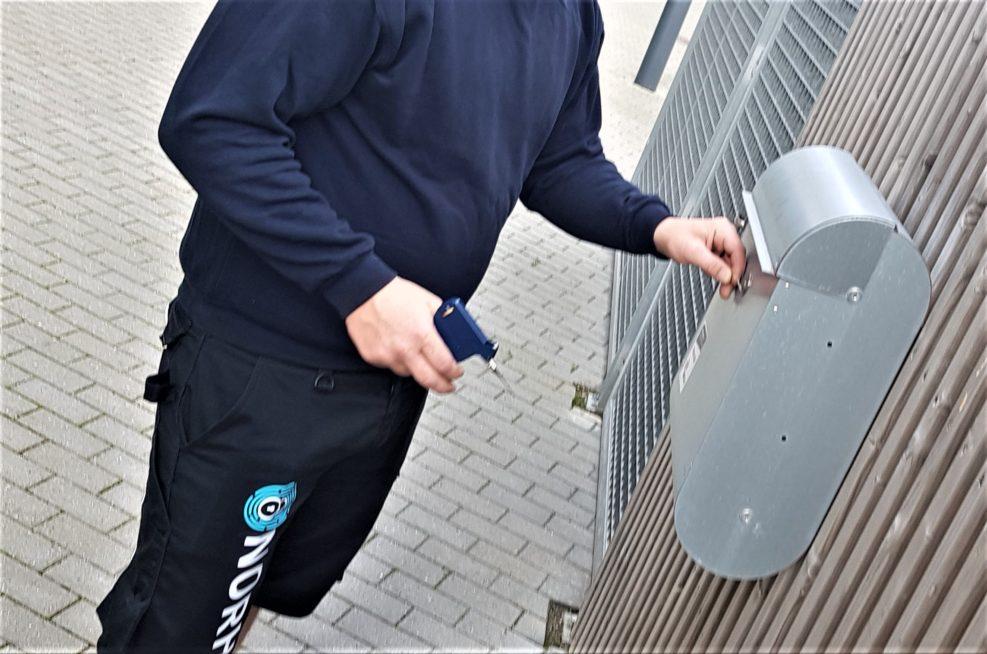 Norh låsesmed Frederiksberg omkoder dine låse så at de passer til samme nøgle.