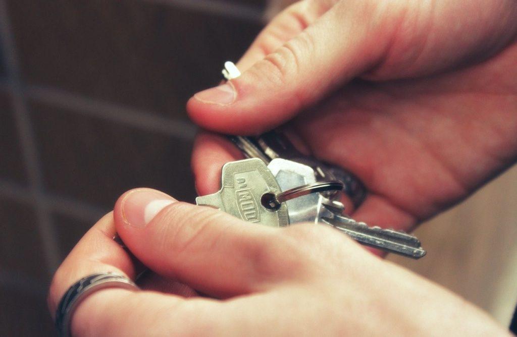 Udskiftning af lås sådan gør du