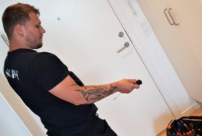 Låsesmed Herlev udfører omkodning af låse.