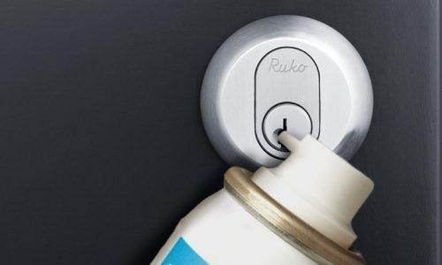 Vedligeholdelse af dine låse