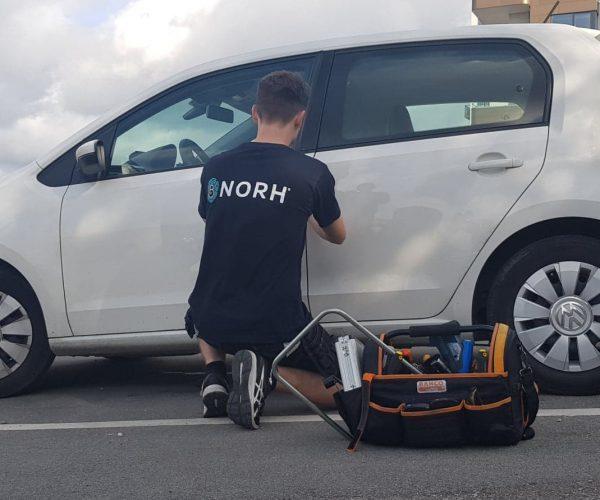 autolåsesmed københavn udfører biloplukning