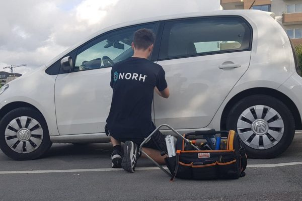 Låseservice med autolåsesmed Charlottenlund