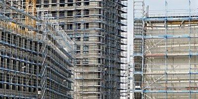Avancerede låsesystemer til byggerier.