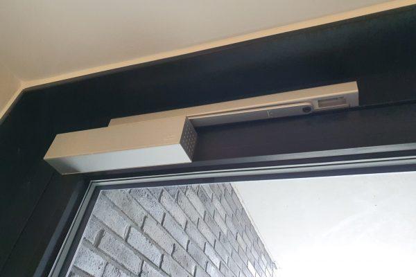 Dørlukkere dørpumpe og dørautomatik