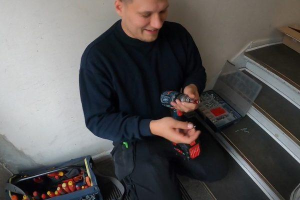 Nicolai er en af Norh låsesmed Gentofte's låsesmede. Har er udlært tekniker og mekaniker samt låsesmed Gentofte.