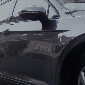 Oplåsning af bil. VW