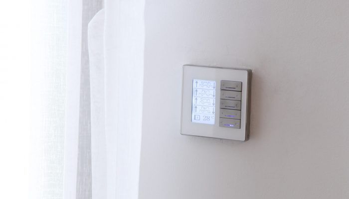 Smart alarm intelligente boligsituationer, IHC, IBI-anlæg